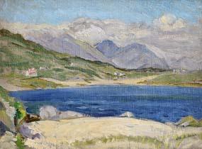 Estella Frances Solomons, Seascape at Morgan O'Driscoll Art Auctions