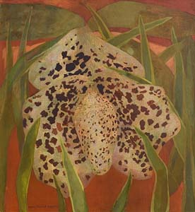 Gene Lambert, Plant Forms (1980) at Morgan O'Driscoll Art Auctions