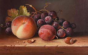 Raymond Campbell, Still Life - Fruit at Morgan O'Driscoll Art Auctions