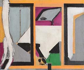 Noel Sheridan, Window at Morgan O'Driscoll Art Auctions