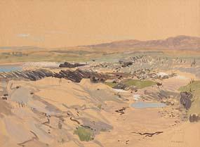 Bea Orpen, Sand Dunes at Morgan O'Driscoll Art Auctions