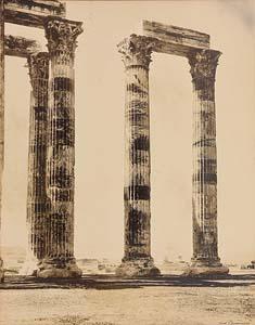 Fr�d�ric Boissonnas, T. of  Olympian Zeus at Morgan O'Driscoll Art Auctions