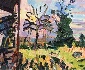 Brian McMahon, Landscape (2007) at Morgan O'Driscoll Art Auctions
