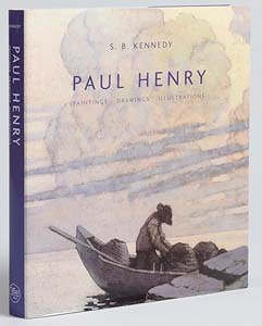 Paul Henry, Paul Henry - Paintings Drawings Illustrations by S.B. Kennedy at Morgan O'Driscoll Art Auctions