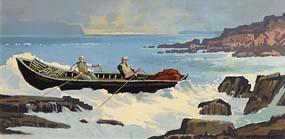 John Skelton, Caherdaniel, Co Kerry (1982) at Morgan O'Driscoll Art Auctions