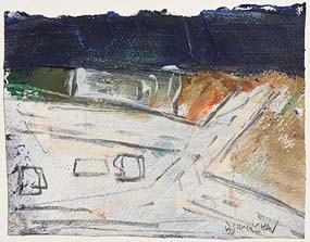 Basil Blackshaw, Crossroads at Morgan O'Driscoll Art Auctions