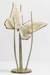 Ray Delaney, Butterfly I at Morgan O'Driscoll Art Auctions