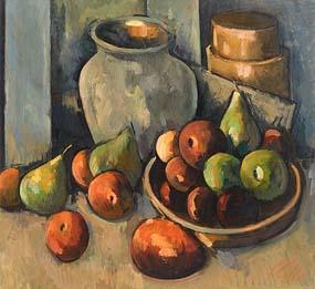 Peter Collis, Still Life at Morgan O'Driscoll Art Auctions