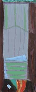 Tony O'Malley, Autumn Abstract (1984) at Morgan O'Driscoll Art Auctions