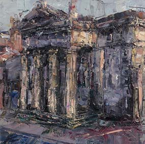 Aidan Bradley, Georgian Dublin (2009) at Morgan O'Driscoll Art Auctions