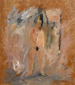 Basil Blackshaw, Female Nude at Morgan O'Driscoll Art Auctions