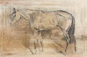 Basil Blackshaw, Jack the Lad at Morgan O'Driscoll Art Auctions