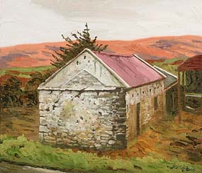 Martin Gale, Mayo Shed No.3 (2000) at Morgan O'Driscoll Art Auctions