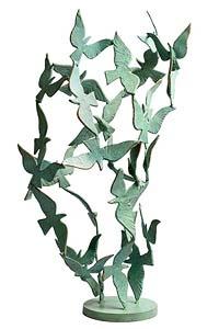 John Behan, Flight of Birds in Spring at Morgan O'Driscoll Art Auctions