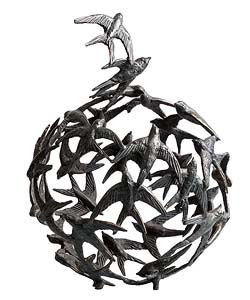 Colm J. Brennan, Swallow Sphere at Morgan O'Driscoll Art Auctions