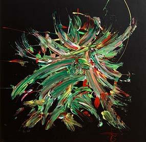 Michael Flatley, Tribal Dance at Morgan O'Driscoll Art Auctions