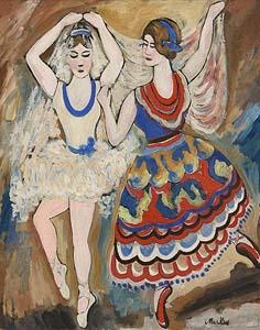 Markey Robinson, Flamenco and Ballet at Morgan O'Driscoll Art Auctions