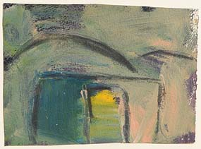 Basil Blackshaw, Landscape at Morgan O'Driscoll Art Auctions