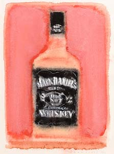 Neil Shawcross, Jack Daniels (1991) at Morgan O'Driscoll Art Auctions