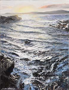 Jules Thomas, Storm from the Altar at Morgan O'Driscoll Art Auctions