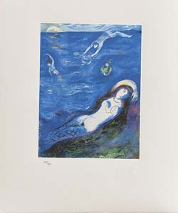 Marc Chagall, Arabian Nights at Morgan O'Driscoll Art Auctions