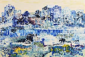 Smond Kellogg-Mairs, Walking in Kinsale at Morgan O'Driscoll Art Auctions