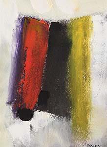 Michael Gemmell, Striped Fields at Morgan O'Driscoll Art Auctions