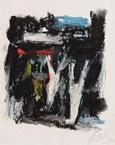 John Noel Smith, Untitled (1986) at Morgan O'Driscoll Art Auctions