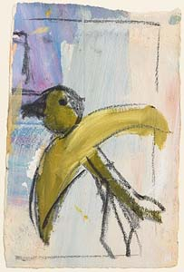 Basil Blackshaw, Bird at Morgan O'Driscoll Art Auctions