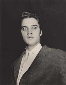 Lew Allen, Elvis Presley, Cleveland Ohio (1956) at Morgan O'Driscoll Art Auctions
