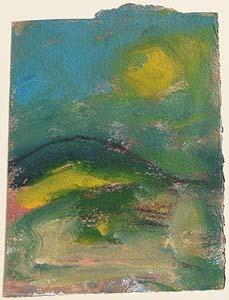 Basil Blackshaw, The Mournes at Morgan O'Driscoll Art Auctions