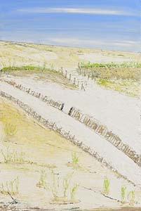 William Evesson, I Laid on the Dune Brittas (2011) at Morgan O'Driscoll Art Auctions