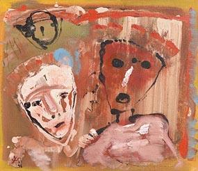 John Kingerlee, Masquerade (1987-1996) at Morgan O'Driscoll Art Auctions