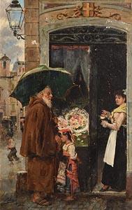 J Pallares, Roma at Morgan O'Driscoll Art Auctions