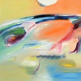 Majella O'Neill Collins, Beneath the Surface at Morgan O'Driscoll Art Auctions