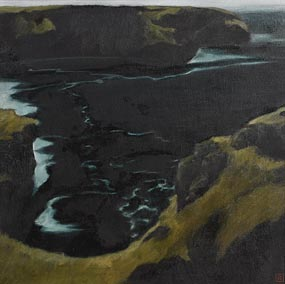 Guy Hanscomb, Cliffs of Moher at Morgan O'Driscoll Art Auctions