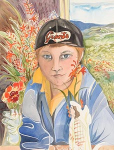 Pauline Bewick, Giants Fan at Morgan O'Driscoll Art Auctions