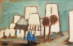 Markey Robinson, Moroccan Village at Morgan O'Driscoll Art Auctions