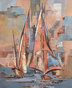 Gretta O'Brien, Goose Winged at Morgan O'Driscoll Art Auctions