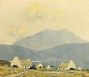Paul Henry, Killary Bay, Connemara at Morgan O'Driscoll Art Auctions