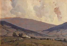 James Humbert Craig, Glendun, Co Antrim at Morgan O'Driscoll Art Auctions