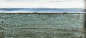 Sean McSweeney, Shoreline, Sligo (2001) at Morgan O'Driscoll Art Auctions
