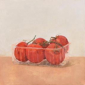 Maeve McCarthy, Still Life - Tomatoes (2006) at Morgan O'Driscoll Art Auctions