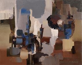 Gretta O'Brien, Still Life at Morgan O'Driscoll Art Auctions