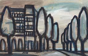 Markey Robinson, Avenue to the Estate at Morgan O'Driscoll Art Auctions