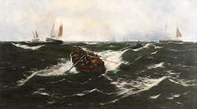 Thomas Rose Miles, Lifeboat Crew at Morgan O'Driscoll Art Auctions