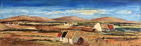Norman J. McCaig, Landscape, West of Ireland at Morgan O'Driscoll Art Auctions
