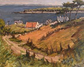 John Dinan, West of Ireland at Morgan O'Driscoll Art Auctions