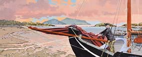 John Francis Skelton, Derrynane Bay, Kerry at Morgan O'Driscoll Art Auctions