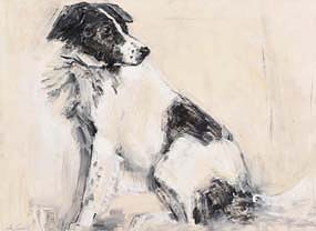Con Campbell, Nan's Dog at Morgan O'Driscoll Art Auctions